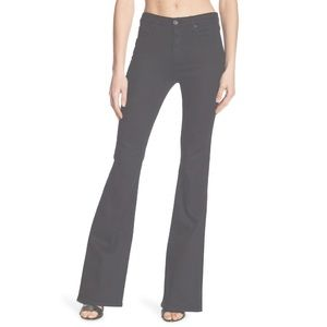 AG Janis high rise flare jeans